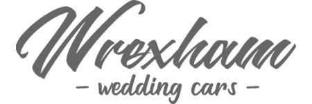 Wrexham Wedding Cars Logo. A business based in Wrexham.